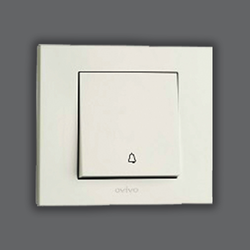 CONTROL SWITCH BELL - WHITE